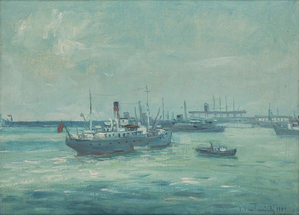 Vladimír Vestenický – Prístav v Odese