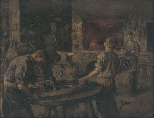 Maximilián Kurth – Kováči