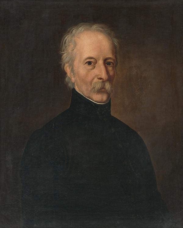 Ján Rombauer – Podobizeň Ladislava Šterbinského,tabulárneho sudcu Prešovskej stolice