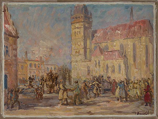 Jozef Bendík – Štúdia oslobodenia Bardejova