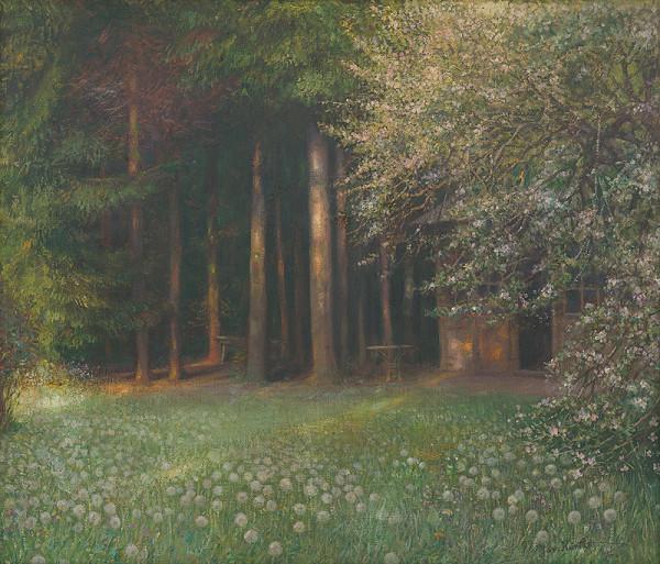 Maximilián Kurth – Okraj lesa