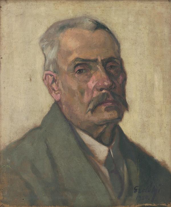 Vojtech Erdélyi – Podobizeň umelcovho otca