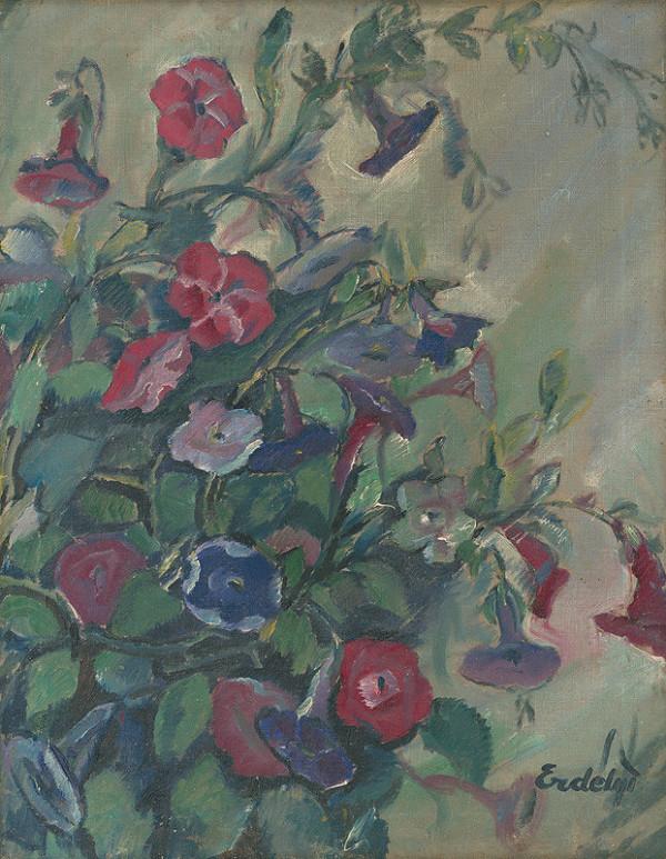 Vojtech Erdélyi – Kvety