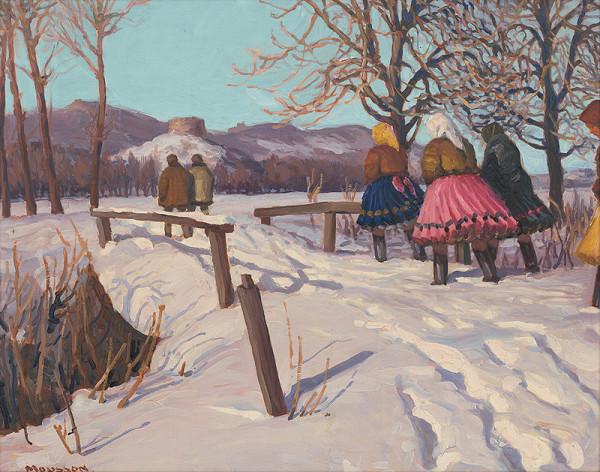 Teodor Jozef Mousson – Zimnou cestou