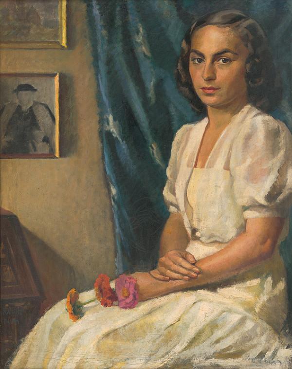 Dalma Kakuszová – Vlastná podobizeň