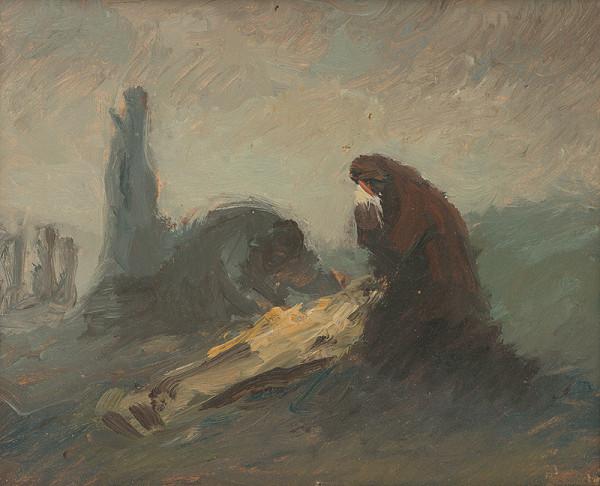 Juraj Kresila – Nad mŕtvym