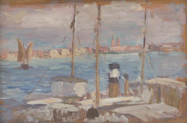 Andor Borúth – Prístav
