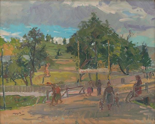 Ernest Rákosi – Zlatá Baňa