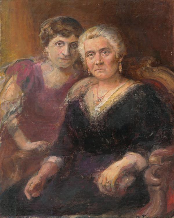 Maximilián Kurth – Štúdia Zuzany Kurthovej s dcérou