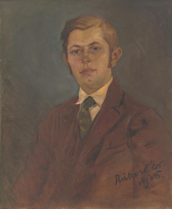 Ernest Rákosi – Podobizeň Jozefa Kováča
