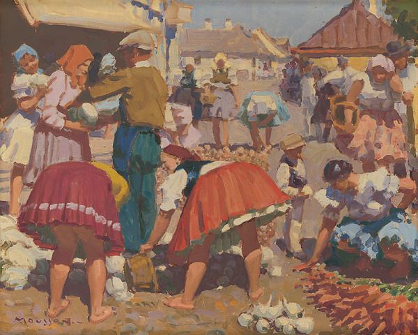 Teodor Jozef Mousson – Na trhu