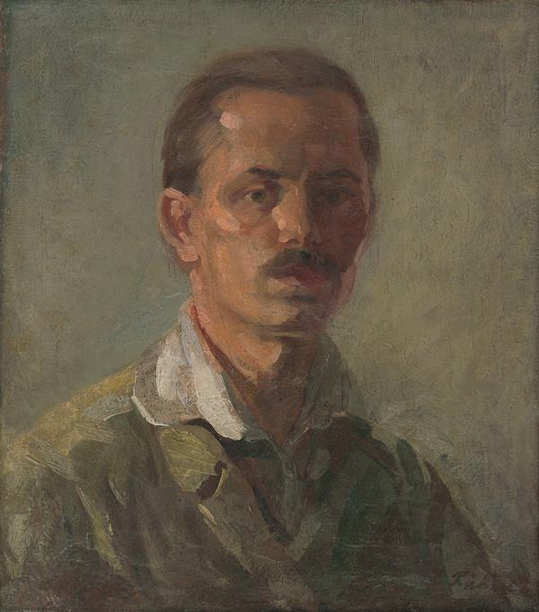 Ernest Rákosi - Vlastná podobizeň