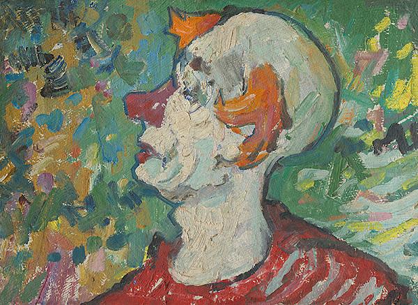 Juraj Collinásy – Clown