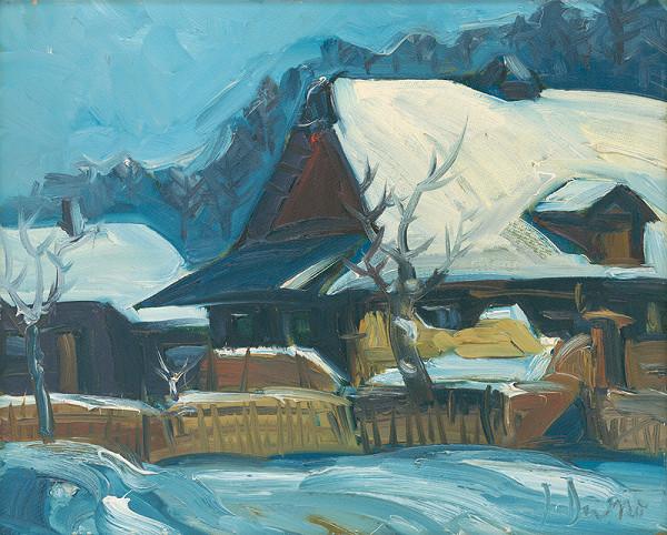 Juraj Daňo – V zime