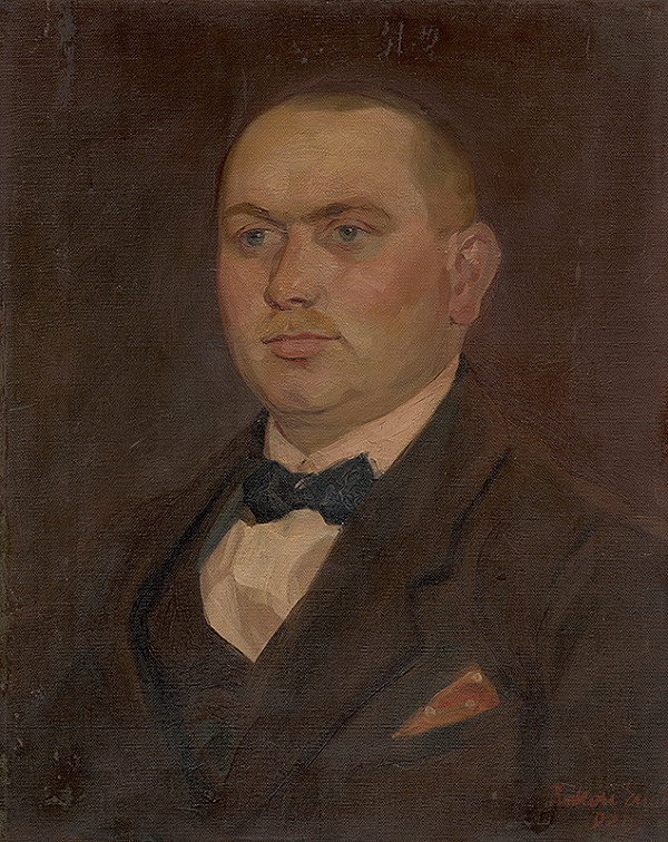 Ernest Rákosi - Podobizeň Ferdinanda Senderáka