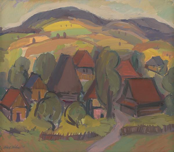 Juraj Kresila – Staré domy