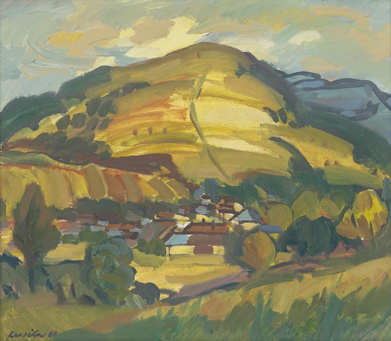 Juraj Kresila – V Starine, 1980, Šarišská galéria