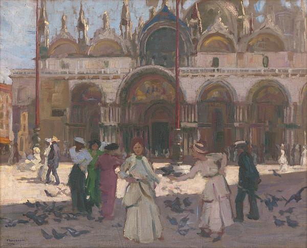Teodor Jozef Mousson – Benátky