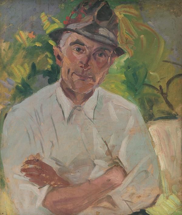 Ernest Rákosi - Podobizeň Jána Leláka