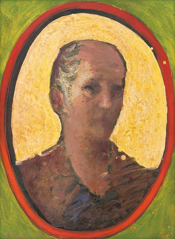 Ivan Šafranko - Autoportrét