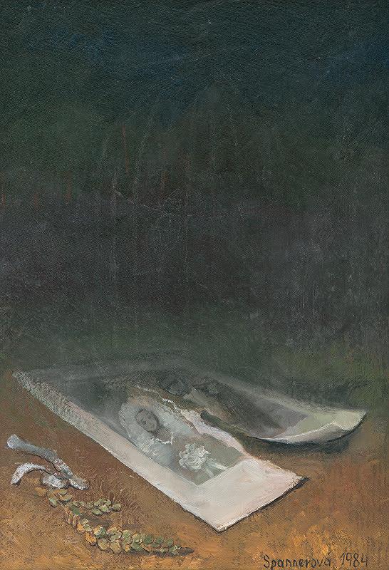 Edita Spannerová – Pamiatka