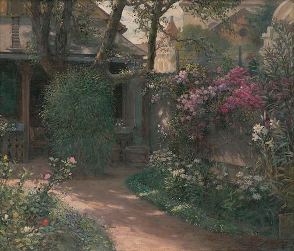 Maximilián Kurth – Umelcova záhrada I.