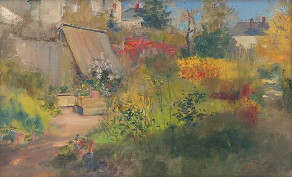 Maximilián Kurth - Umelcova záhrada III.