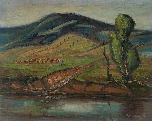 Peter Konečný – Na pastve