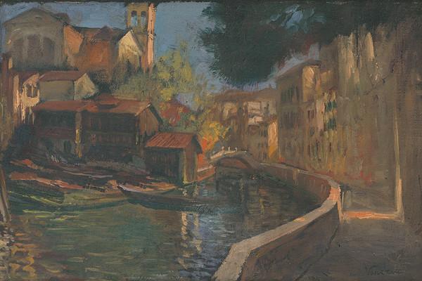 Maximilián Kurth – Benátky