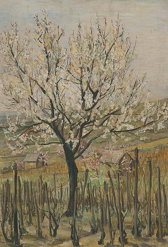 Orest Dubay – Kvitnúci strom