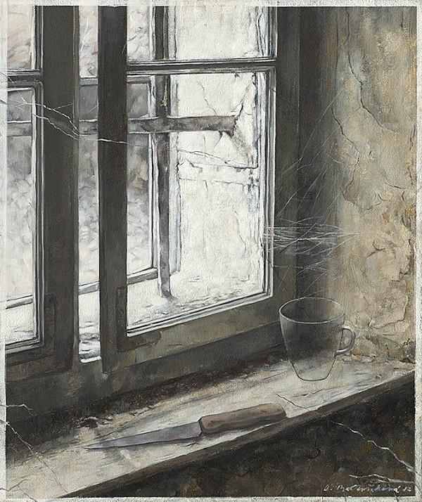 Oľga Bartošíková - Okno I.