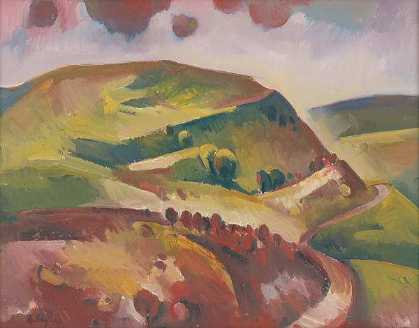 Andrej Gaj – Pod Spišským hradom