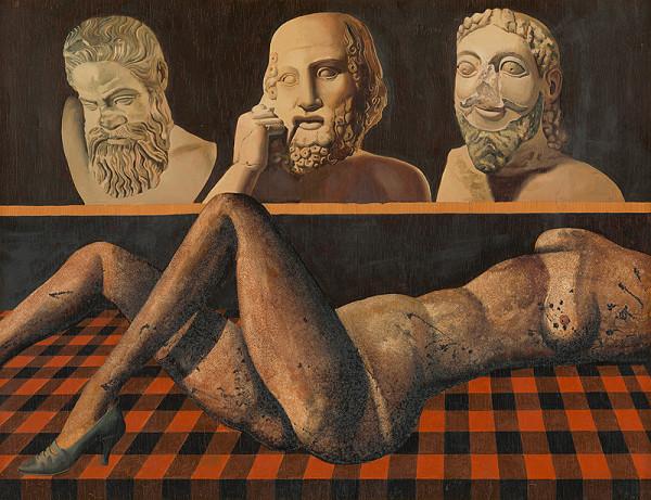 Rudolf Krivoš – Zuzana a starci