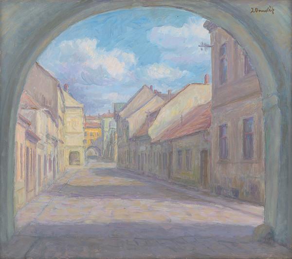 Jozef Bendík – Starý Prešov