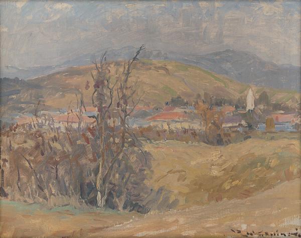 Július Bukovinský – Krajina