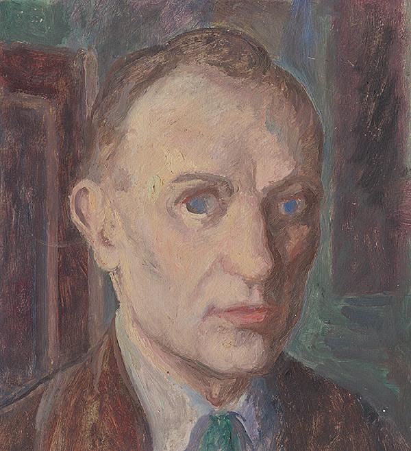 Jozef Bendík – Autoportrét