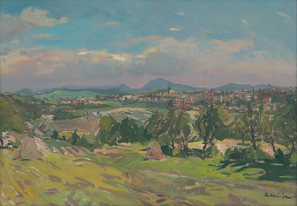 Ernest Rákosi – Pohľad na Prešov