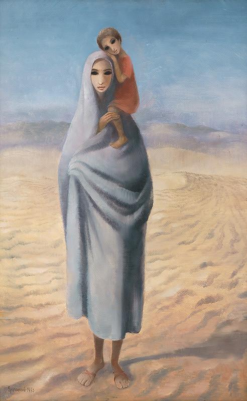 Edita Spannerová – Madona púšte