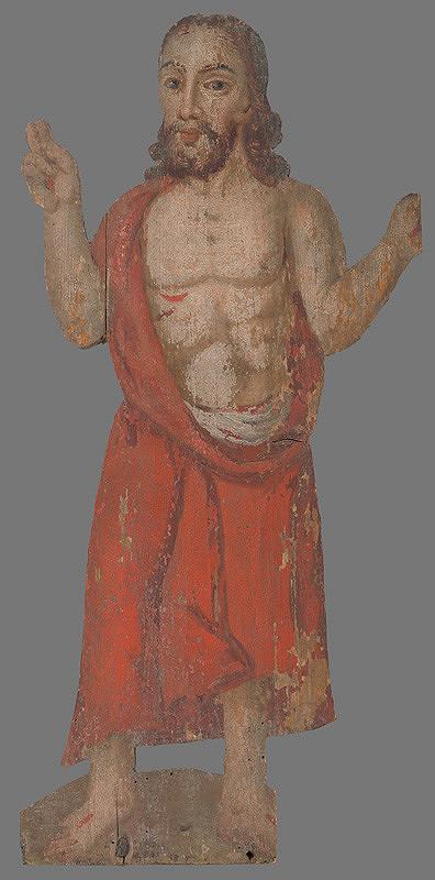 Neznámy autor - Zmŕtvychvstalý Kristus III.