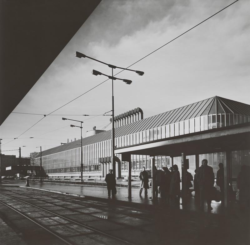 Ivan Matušík – Tržnica v Bratislave, 1983