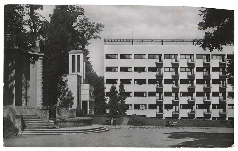 Milan Michal Harminc  – Liečebný dom Machnáč v Trenčianskych Tepliciach, Slovenská národná galéria