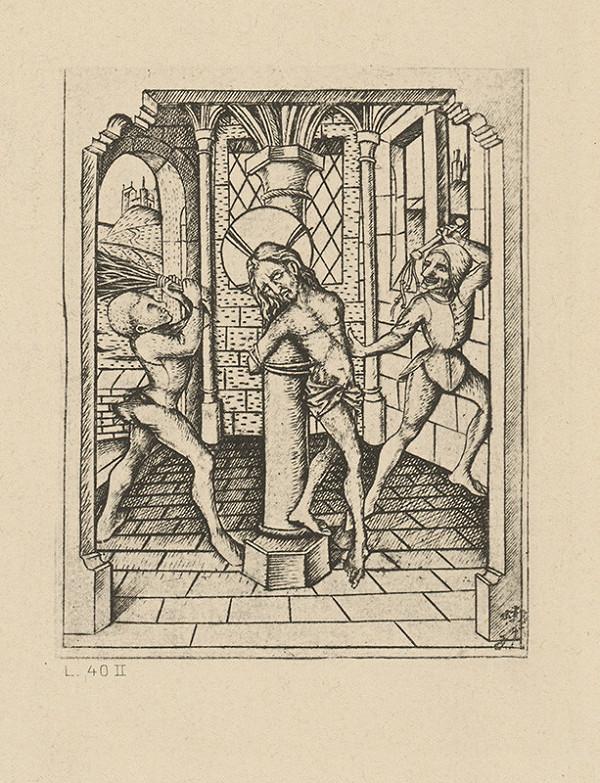 Majster E.S. – Bičovanie Krista II.