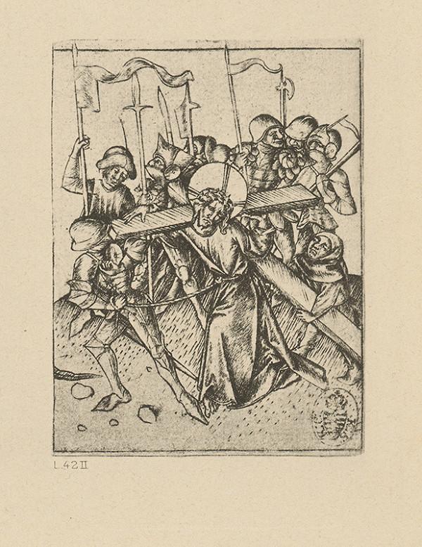 Majster E.S. – Nesenie kríža II.