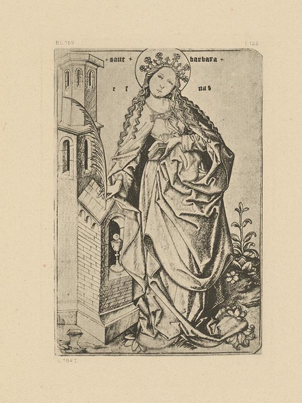 Majster E.S. - Svätá  Barbora
