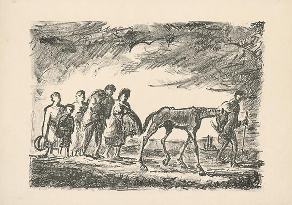 Cyprián Majerník – Utečenci II.