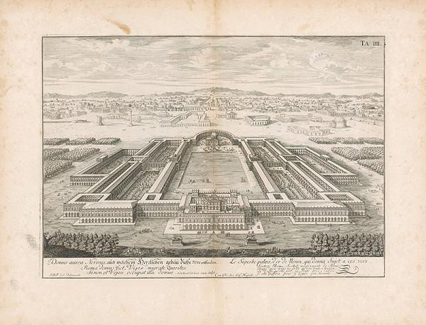 Johann Bernhard Fischer von Erlach - Domus Aurea Neronis