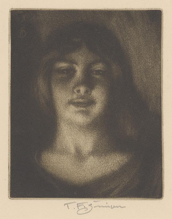 František Tavík Šimon – Tvár ženy