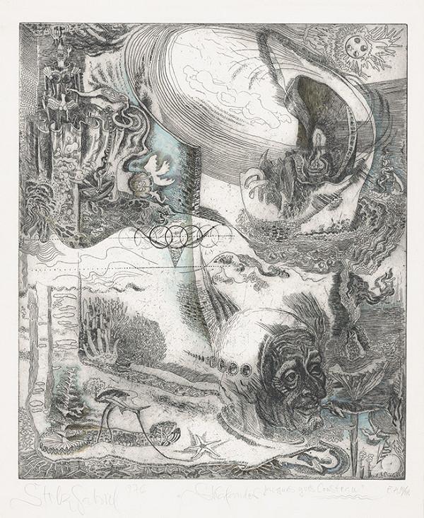 Gabriel Štrba st. - Skafander - Jacques Yves Cousteau