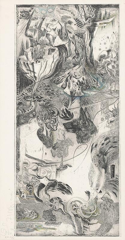 Gabriel Štrba st. – Z hĺbky mora