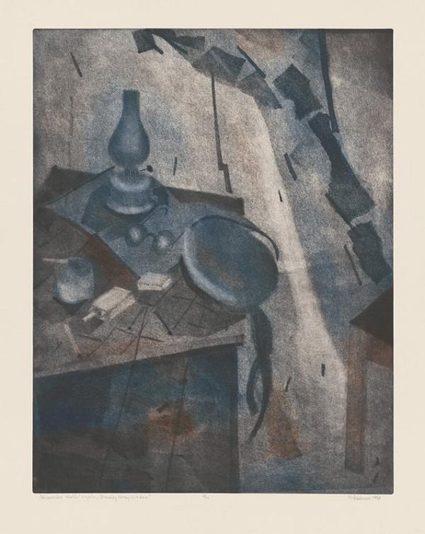 Marcel Dúbravec – Námorníkov stolík